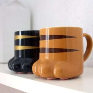 free-shipping-unique-design-paw-ty-mug-lovely-cat-claw-water-cup-novelty-coffee-mug-ceramic
