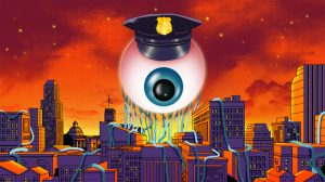 Police City Eyeball